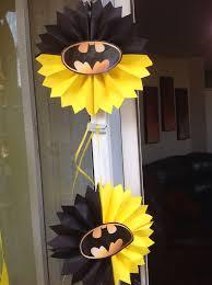 Batman Table Decorations Diy Batman Decorations Fun Party Ideas Pinterest Batman