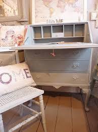 Vintage Bureau Writing Desk Cosy Home Blog Bureau Vintage