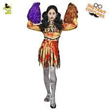 Cheer Halloween Costumes Buy Wholesale Cheerleader China