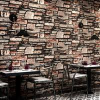 stone wall 3d effect wallpaper price comparison buy cheapest