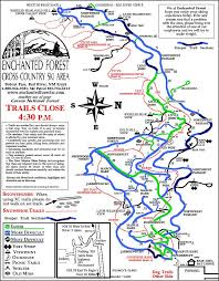 philmont scout ranch map forest cross country ski area