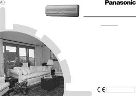 panasonic air conditioner cs e12ckp user guide manualsonline com