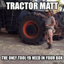 Tractor Meme - tractor matt home facebook