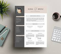 Interior Design Resume Templates 22 Best Design Cv Images On Pinterest Creative Resume Templates