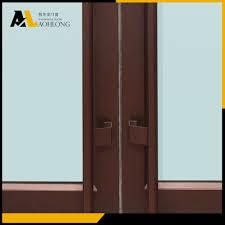 Double Swing Double Swing Opening Aluminium French Casement Doors China