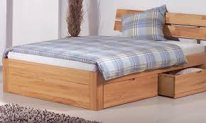Wiemann Schlafzimmer Buche Modular Parma Bett Mit Kopfteil Varese Schubladen Perfekt