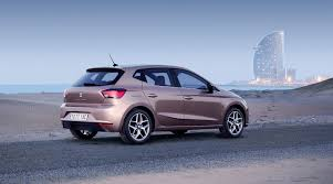 rose gold cars the all new ibiza seat