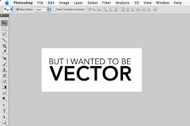 quick tip convert photoshop text to vector for use in illustrator