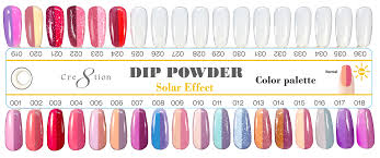 cre8tion sun change dipping powder beautypage nail u0026 beauty