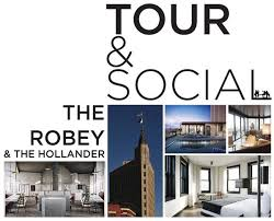 tour u0026 social the robey hotel u0026 second floor at cafe robey