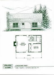 Two Bedroom Cottage House Plans 1 Bedroom Cabin Floor Plans U2013 Home Ideas Decor