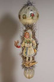 reserved victorian christmas ornament by victorianchristmas