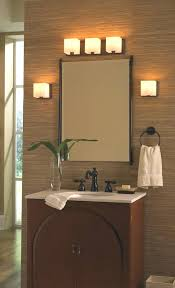 led illuminated bathroom mirror with shelf cabinets lighting