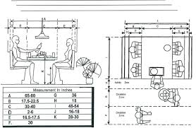 Standard Kitchen Counter Height by Measurements For A Breakfast Booth Floor Plans Booths Tables
