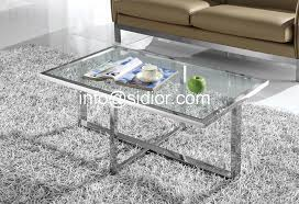sofa center table glass top steel glass top coffee table tea table center table side table