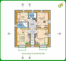 green home plans free floor plan passive house second floo rplan simple efficient house