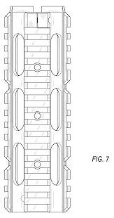 side split floor plans patent usd639376 symmetrical split mount with side rails