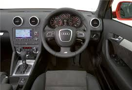 Audi S3 Interior For Sale Audi A3 Sportback 2004 Car Review Honest John