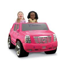 real barbie cars power wheels barbie escalade walmart com