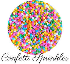 where to buy sprinkles in bulk rainbow circle sprinkles