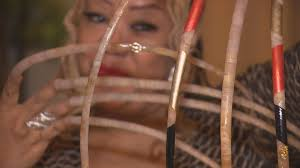 houston woman with 26 inch nails hopes to u0027nail u0027 world record