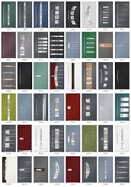 Exterior Door Options by D1 Modern Door Designs