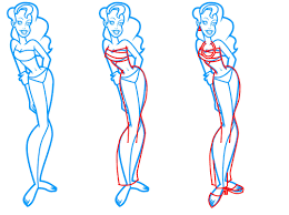 how to draw dresses step by step 2013 fashion believe