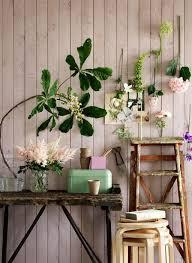 decorating romantic bedroom with vertical garden walls 20