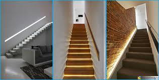 illuminazione interna a led illuminazione per scale interne 30 idee originali con a led