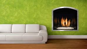 modern corner gas fireplace designs green modern gas fireplace