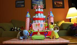 princess castle diaper cake how to make youtube