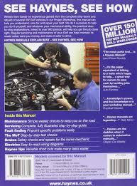 golf petrol u0026 diesel 09 12 haynes repair manual haynes