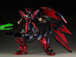 gundam guy mg 1 100 gundam epyon painted build