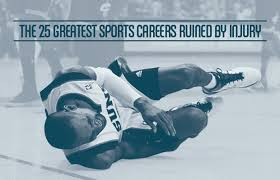 the 25 greatest sports careers ruined by injury complex