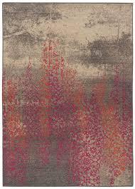 kaleidoscope 504j grey pink by sphinx oriental weavers