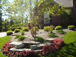 Backyard Trees Landscaping Ideas by 30 Best Front Yard Ideas Images On Pinterest Backyard Ideas