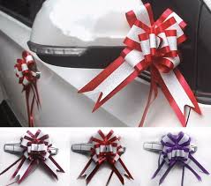 large gift bow aliexpress buy luster stitching color 50mm large pull