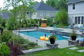 Swimming Pool Design Ideas - Backyard swimming pool design