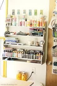 Storage Ideas For Craft Room - craft storage ideas craft room tour teeny tiny craft room