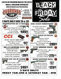 black friday gun deals here it is our black friday and cherokee gun and pawn