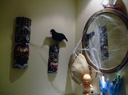 halloween decorations clearance halloween bathroom stuff a little busy but i 39 d definitely take