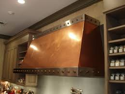 copper countertops hoods sinks ranges panels by brooks custom