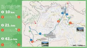 Nyc Marathon Map Marathon Palestine