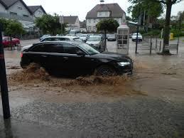 Taxi Bad Friedrichshall Erneut Land Unter In Der Region Stimme De