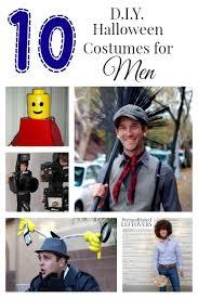Unique Halloween Costumes Men Diy Halloween Costumes Men 10 Awesome
