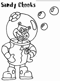 spongebob coloring pages coloring kids