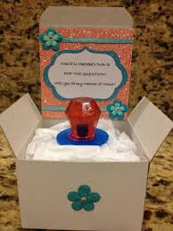 ring pop boxes will you be my bridesmaid boxes with ring pop via etsy wedding