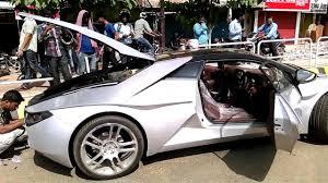 super car dc avanti from mumbai youtube