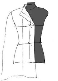 Draping Tutorial 231 Best Sewing Pattern Making And Draping Images On Pinterest
