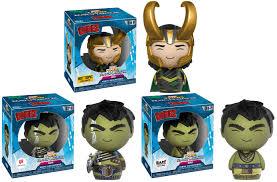 Asia Khan Bad Orb The Blot Says Thor Ragnarok Retailer Exclusive Dorbz Marvel